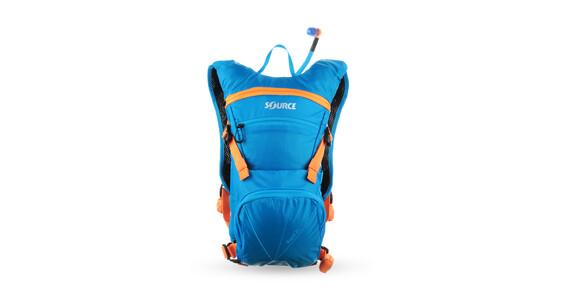 SOURCE Rapid Backpack Trinkrucksack 2 L Light Blue